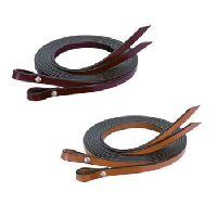 Weaver Bridle Leather Split Reins London Tan