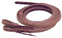 Weaver Doubled N Stitched Hvy Harness Split Reins