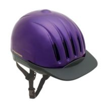 Irh Equi-Lite Dfs Helmet Medium Black