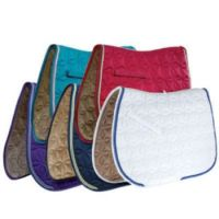 Roma Ecole Star Quilt Pad White/Royal/Ltbl
